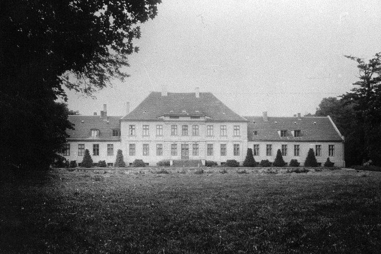 Schloss 1925-1